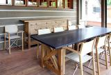 Detail X Base Dining Table + Sideboard